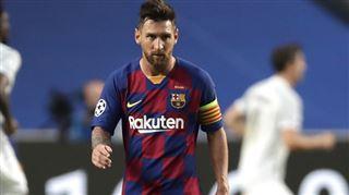 Des adieux avant un gros transfert- le nouveau plan de Lionel Messi