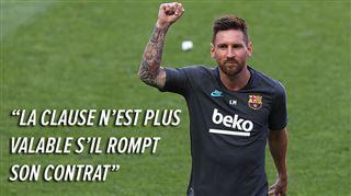 700 millions, contrat, avenir- la contre-attaque CINGLANTE du clan de Lionel Messi (photo)