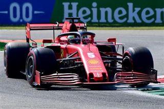 GP d'Italie- Pas de pilote Ferrari dans le top 10 au départ à Monza, une première depuis 1984
