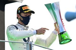 F1- à Monza, Pierre Gasly offre à la France sa première victoire depuis 1996