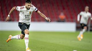 Yannick Carrasco aurait quitté la sélection pour finaliser son transfert