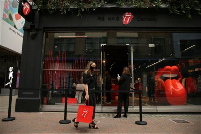 Les Rolling Stones ouvrent leur premier magasin à Londres