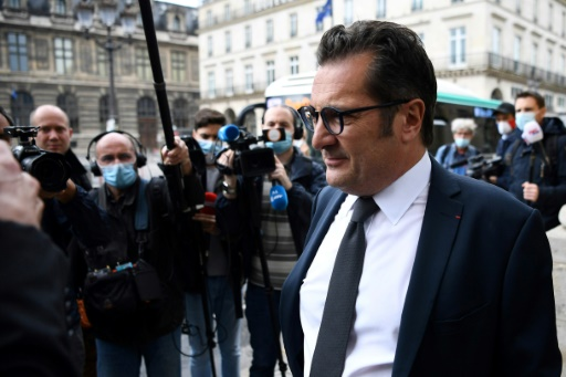 Labrune, le vrai outsider pour la présidence — LFP