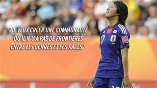 Yuki Nagasato, joueuse internationale japonaise, file en prêt... dans une équipe masculine