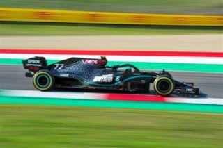 F1- Mercedes domine la 2e séance d'essais libres du GP de Toscane