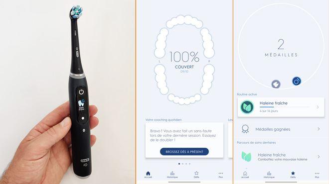 Les tests de Mathieu- une brosse à dents électrique, gadget inutile ou réelle plus-value ?