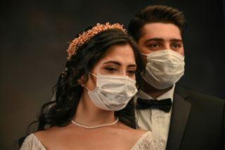 Turquie- impactés par le virus, les fastueux mariages ne sont pas à la noce