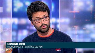 Mesures sanitaires, fausses vérités, des experts sous protection policière- Emmanuel André répond aux critiques (vidéo)