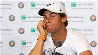 Rafael Nadal reste prudent par rapport à la présence du public- Il faut être patient