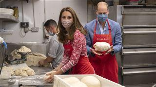 Quand Kate et William cuisinent des bagels… avec style (vidéo)