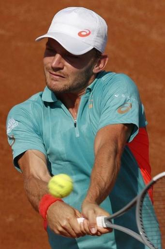 Goffin ira à Hambourg avant Roland-Garros :
