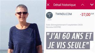 Patricia arnaquée via un faux concours Lidl sur Facebook- 38€, pour moi, c'est énorme
