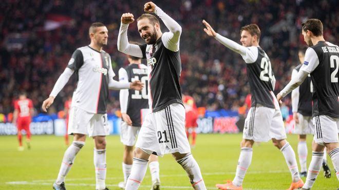 Mercato- Gonzalo Higuain quitte officiellement la Juventus