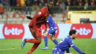 Mercato- poussé vers la sortie à Crystal Palace, Christian Benteke pourrait revenir en Belgique