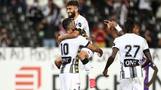 Pro League- Charleroi écarte le Beerschot et conforte sa première place 1