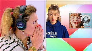 Télévie- RECORD pour la vente aux enchères du disque d'or d'Angèle, Brol vendu 400.000 euros