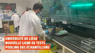 Coût des tests PCR- comment l'université de Liège fait-elle pour les rendre 4x moins chers?