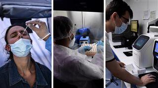 Coronavirus- combien les tests PCR coûtent-ils à la Belgique ?