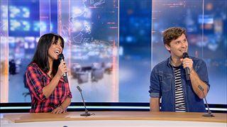 Suarez en duo avec Maria del Rio sur le plateau du RTL Avec Vous- ils reprennent Sara perche ti amo (vidéo) 6