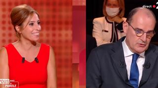 Malaise sur un plateau de télé en France- le Premier ministre admet ne pas avoir téléchargé l'application de traçage