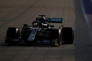 Les Mercedes dominent la dernière séance d'essais libres en Russie