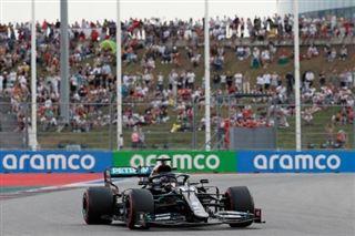 Lewis Hamilton décroche la 96e pole position de sa carrière au Grand Prix de Russie