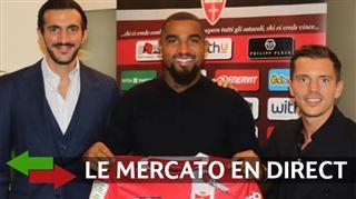 Mercato- voici les rumeurs et transferts du 29/09