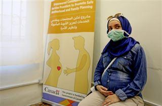 A Beyrouth après l'explosion, l'impossible sérénité pour les femmes enceintes