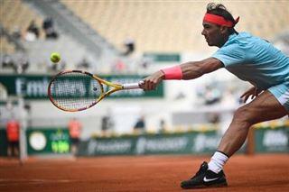 Roland-Garros - Nadal, Thiem et Zverev passent au troisième tour