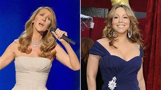 Mariah Carey s'en prend à Céline Dion- Son comportement était déplacé