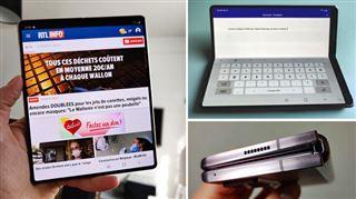 Les tests de Mathieu- le nouveau roi du smartphone pliable est-il une F1 ou une Ferrari ?