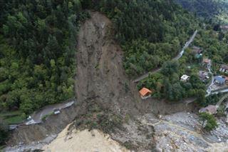 Crues- effort prioritaire sur la vallée de la Roya près de l'Italie