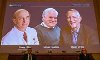 En pleine pandémie, le Nobel de médecine à des découvreurs du virus de l'hépatite C