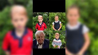 George, Charlotte et Louis s'expriment pour la première fois en vidéo