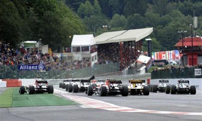 Circuit de Spa-Francorchamps- 80 M EUR d'investissements et retour de la moto annoncés