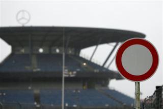 F1- jour blanc au GP de l'Eifel, essais libres annulés