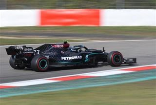 GP de l'Eifel- Les Mercedes dominent les essais libres