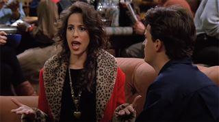 Friends- les apparitions de Janice devaient être secrètes