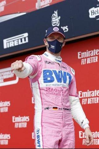 GP de l'Eifel- Lance Stroll remplacé par Nico Hulkenberg chez Racing Point