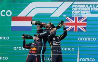 F1- Hamilton égale le record de victoires (91) de Schumacher lors du GP de l'Eifel