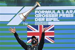 F1- Hamilton égale les 91 victoires de Schumacher... sur la route d'un 7e titre mondial