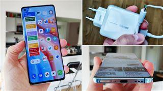 Les tests de Mathieu- ce smartphone a deux batteries et n'a besoin que de 10 minutes pour être en forme
