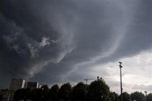 Un samedi après-midi entre nuages et timides éclaircies