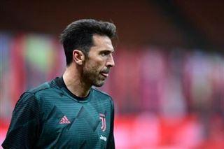 Serie A - 650e match pour Buffon, titulaire avec la Juventus