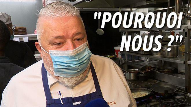 Dernier service dans ce restaurant bruxellois- On repart à la case zéro