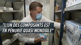 Pas de symptômes, pas de test à Nivelles et à Tubize- il n'y a plus assez de réactifs pour effectuer les tests en laboratoire