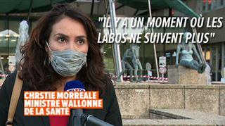 Coronavirus en Belgique - Tout le monde ne sera plus testé- voici les conditions pour se faire dépister