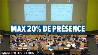 Coronavirus en Belgique- les écoles de promotion sociale passent en code orange