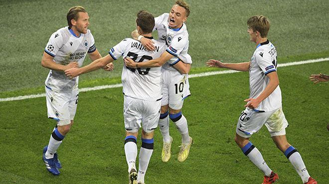 Ligue des champions- le Club Bruges arrache de justesse la victoire à Saint-Pétersbourg (vidéo) 1