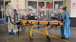 Solidarité entre les hôpitaux- 5 patients Covid de Liège transférés vers des hôpitaux du Brabant flamand et du Limbourg